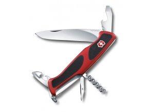 VICTORINOX RangerGrip 68 130mm red nůž