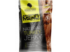 ADVENTURE MENU Krůtí jerky - 25g