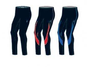 AXON STORM PAS pánské běžecké kalhoty (varianta rnočervená M)