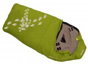 BOLL PATROL bamboo dětský spací pytel (varianta pravý)