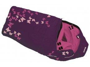BOLL PATROL blueberry dětský spací pytel (varianta pravý)