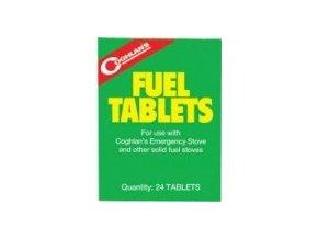 Coghlans tablety pevné paliva podpalovač (varianta 24 kusů)
