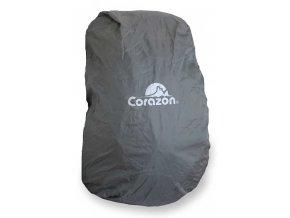 CORAZON pláštěnka na batoh 35 litů (varianta sv.šedá)