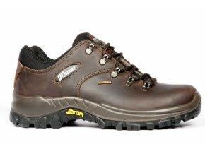 GRISPORT 10309 Walker Dakar obuv (varianta tm.hnědá 47)