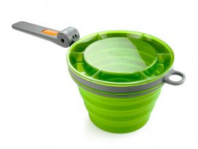 GSI Collapsible Fairshare Mug green