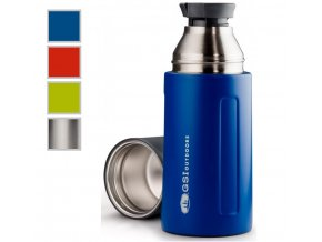 GSI Glacier Stainless Vacuum Bottle 0.5