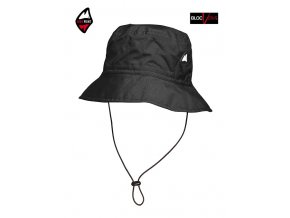 HIGH POINT RAIN HAT black (varianta černá XXL)