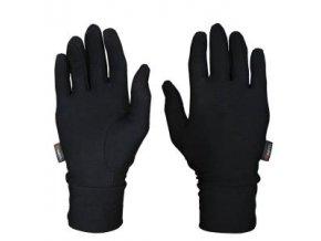 INFIT NORDIC WALKING rukavice elastické (varianta černá XL)