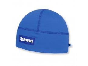 KAMA A87 107 sv.modrá běžecká čepice (varianta M)
