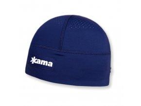 KAMA A87 108 tm.modrá běžecká čepice (varianta M)