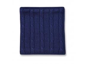KAMA S15 108 tm.modrý nákrčník pletený