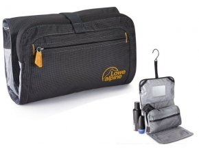 Lowe Alpine Rollup Wash Bag (varianta anthracite)