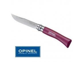 OPINEL VR N07 inox plum