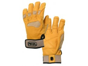 PETZL CORDEX béžové rukavice (varianta XS)