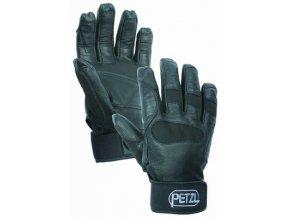 PETZL CORDEX černé rukavice (varianta XS)