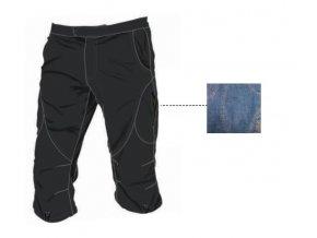 SALTIC MIRAGE 3/4 jeans sv.kalhoty