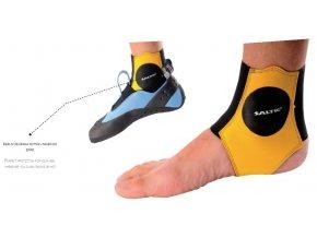 SALTIC NIO návleky k lezečkám (varianta 46-47)