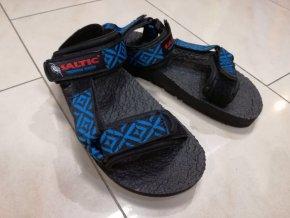 SALTIC TREK modré sandály