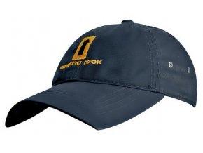 SINGING ROCK BASEBALL HAT černá čepice (varianta černá)