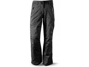 TRIMM ELLI dámské zimní kalhoty (varianta hnědá M)