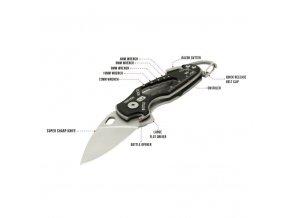 TRUE SMART KNIFE TU573 multifunkční nůž