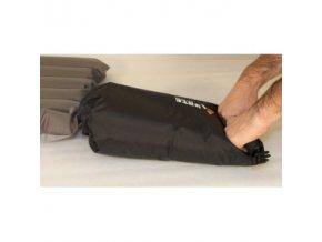 YATE Vodotěsný obal + pumpa na karimatku (varianta černá)