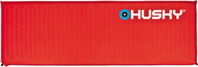 HUSKY FLAKE 3,5 červená karimatka