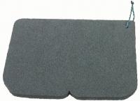 YATE EVA sedátko 14mm (karimatka Eva) varianta: modrá