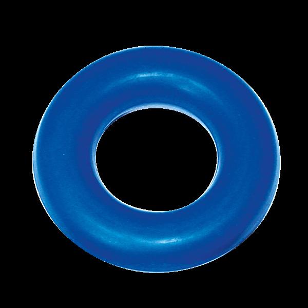 YATE Posilovač prstů modrý kroužek