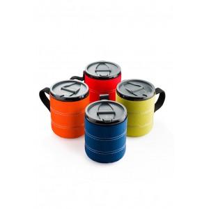 GSI Outdoors Infinity Backpacker Mug varianta: modrý