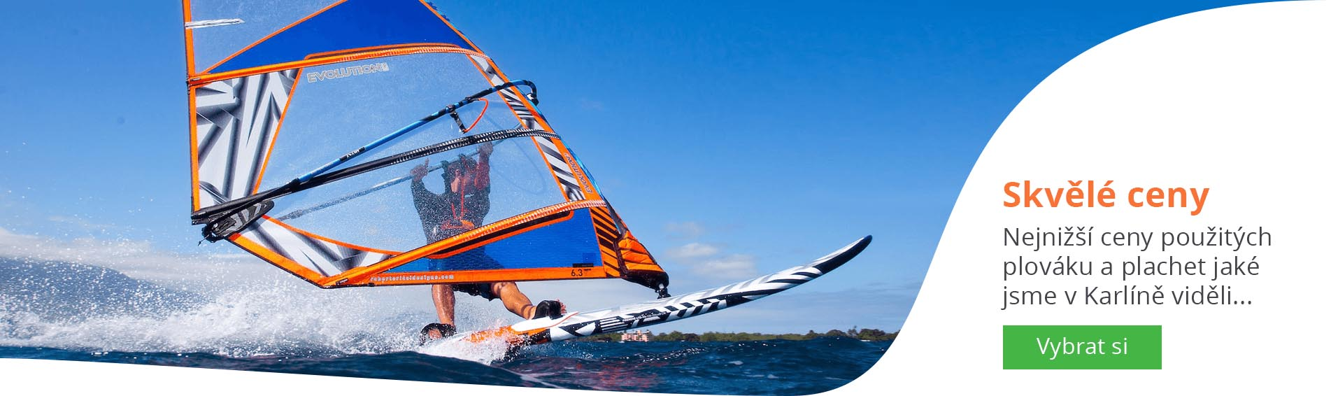 Bazar Windsurfing Karlín
