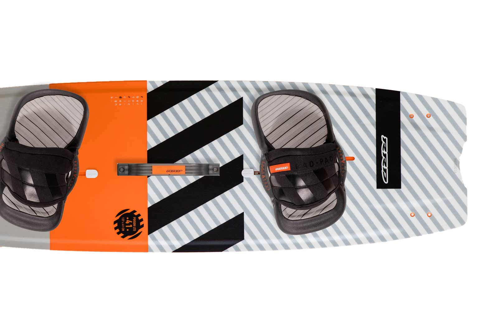 poison freestyle kiteboard rrd y25 LTD predni strana