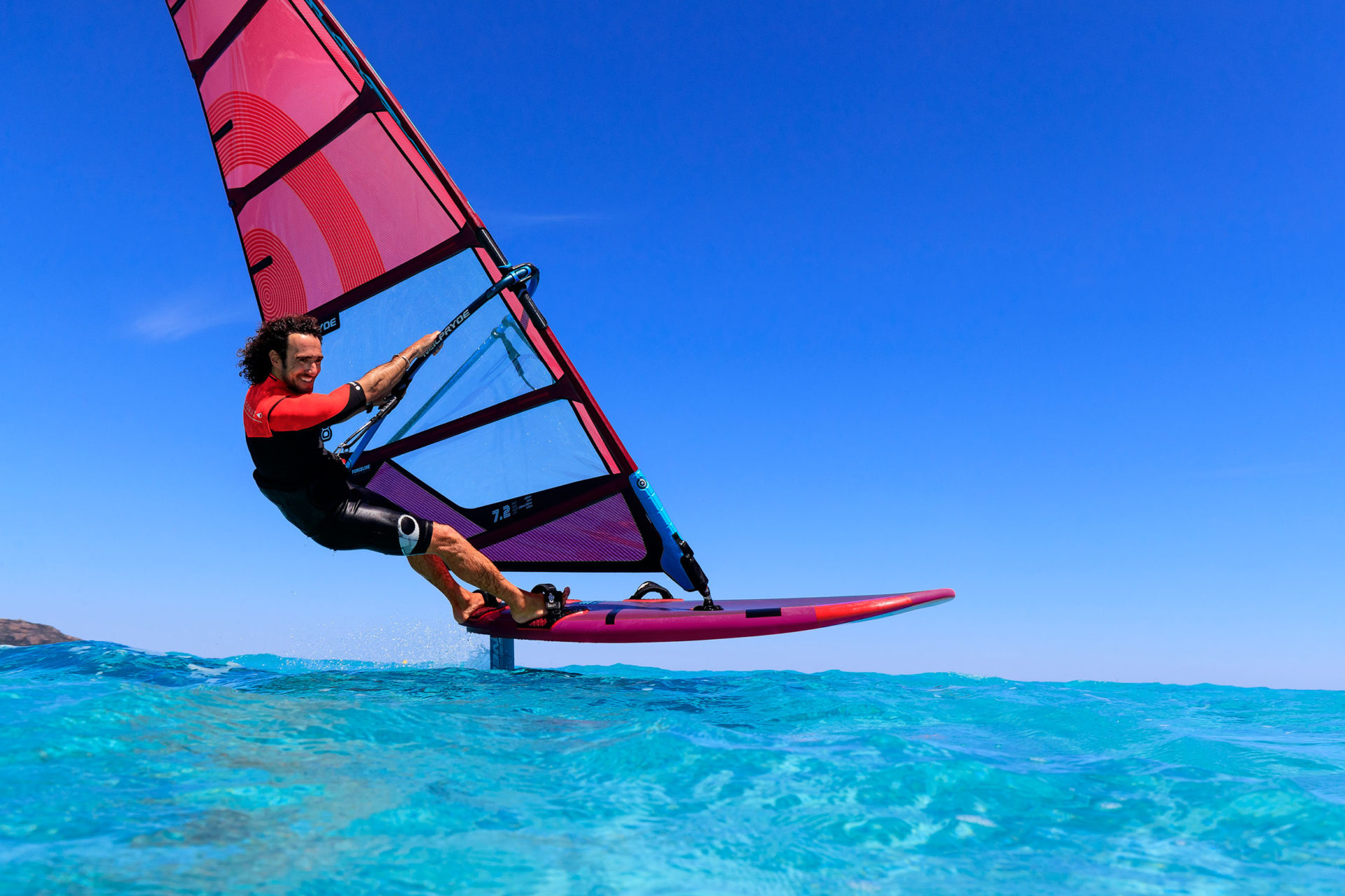 super ride plovak na windsurfing 2020 jp australia