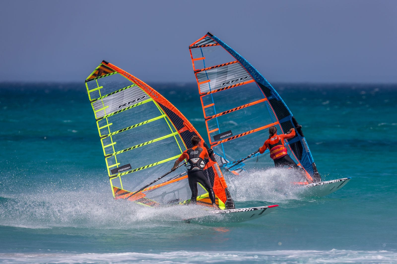 firewing mk4 rrd blue orange zavodni plachta na windsurfing shop karlin