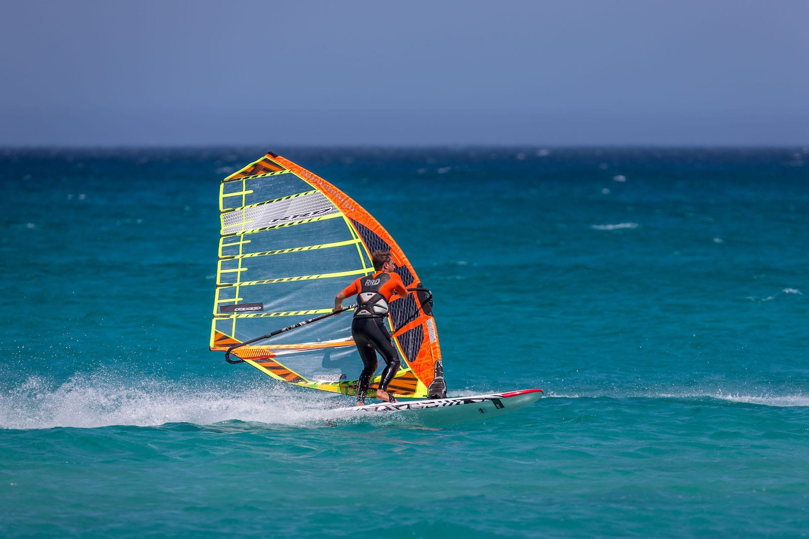 firewing mk4 rrd orange zavodni plachta na windsurfing shop karlin