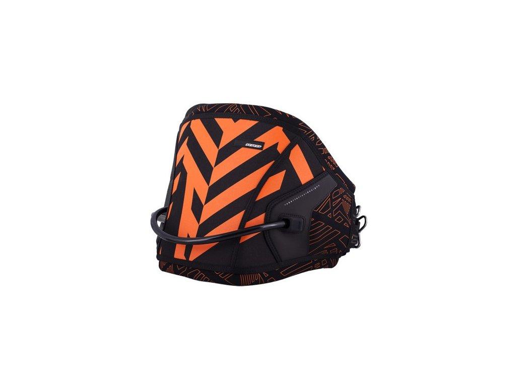 stark black orange