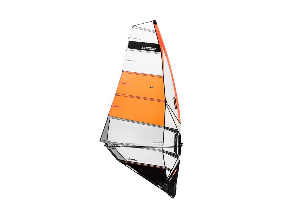 x wing kembrova plachta zavodni rrd y25 windsurfing karlin na zemi obrazek