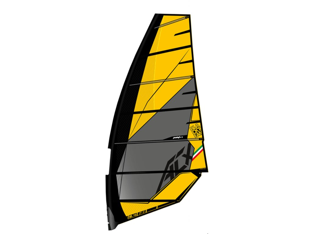 ac x yellow 2021 point7 windsurfing karlin