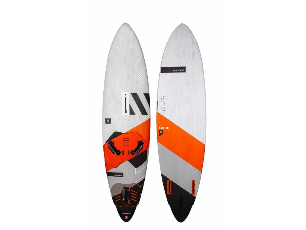 fsw 78 litru windsurfing karlin ltd y26