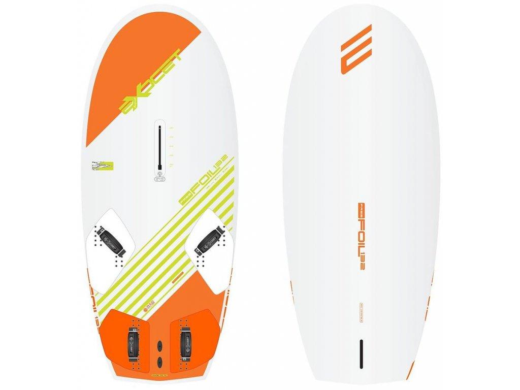 plovak freefoil ast exocet windsurfing karlin