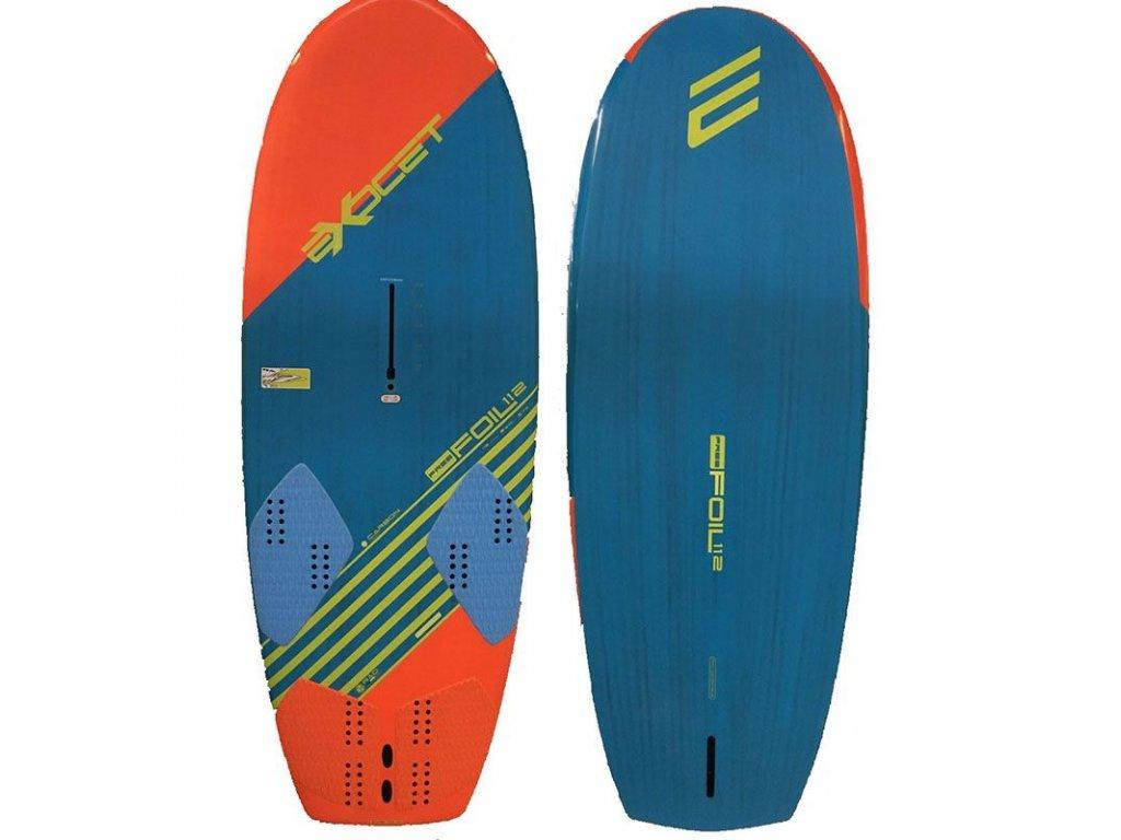 carbon freefoil exocet windsurfing karlin