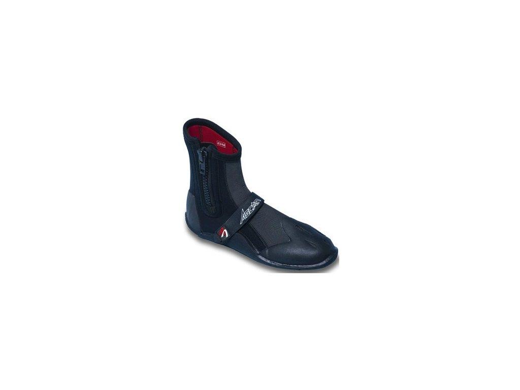 Neoprenové boty Ascan Speed 5mm vysoké