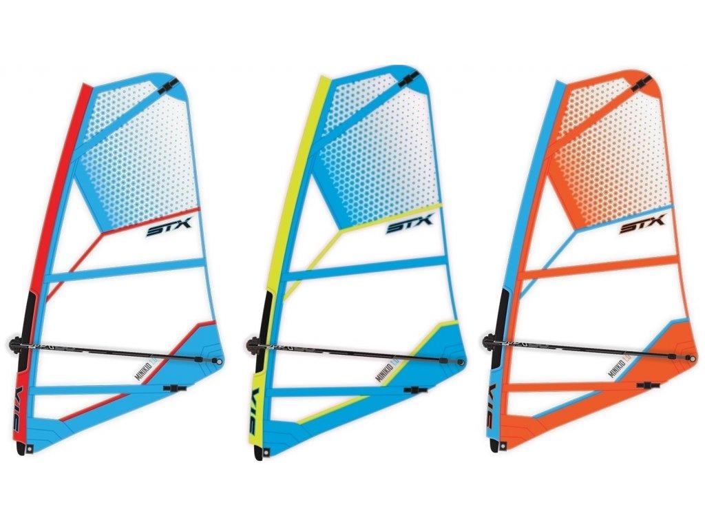 stx mini kid windsurfing karlin dětske oplachtění na windsurfing a paddleboarding