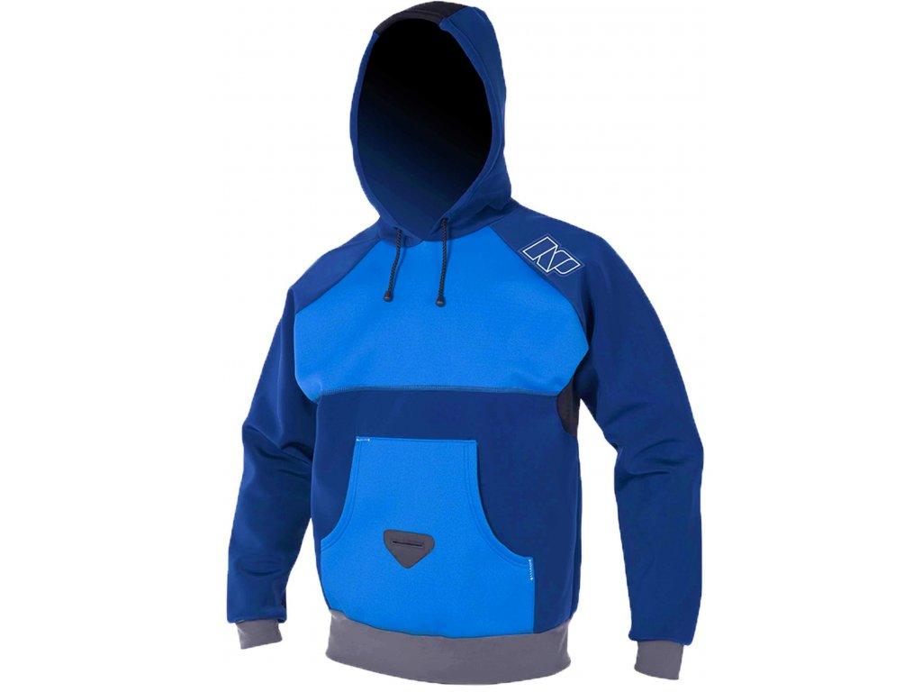 MUD896 windsurfing karlin mikina hoodie fireline neilpryde