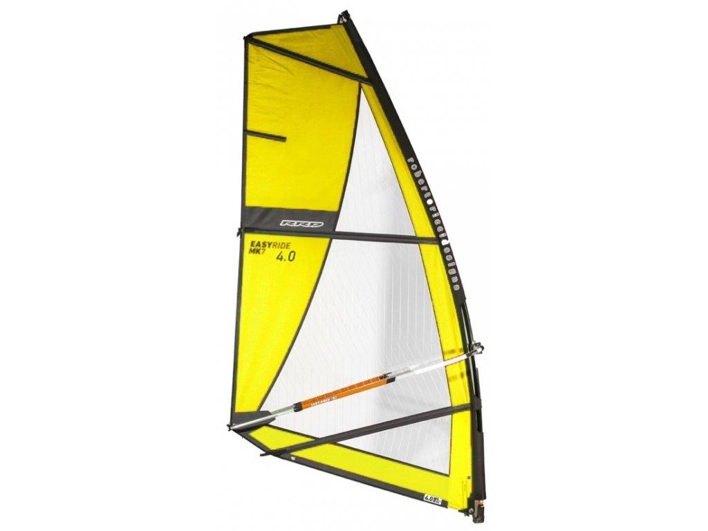 easyride oplachtěni pro windsurfing i paddleboarding rrd mk7 4.0 velikost