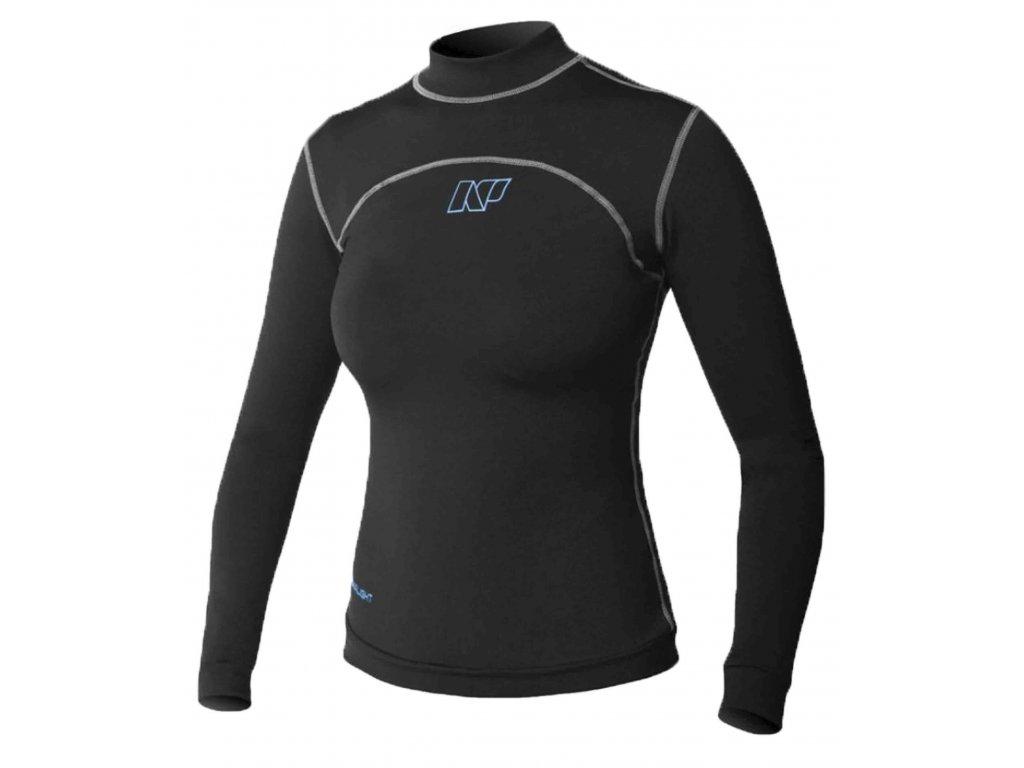 Lycrové tričko Neilpryde Thermalight L/S