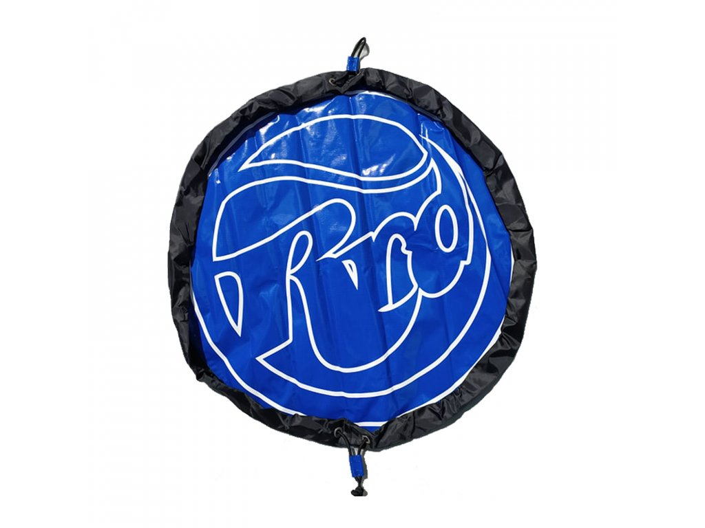 RRD Change mat blue