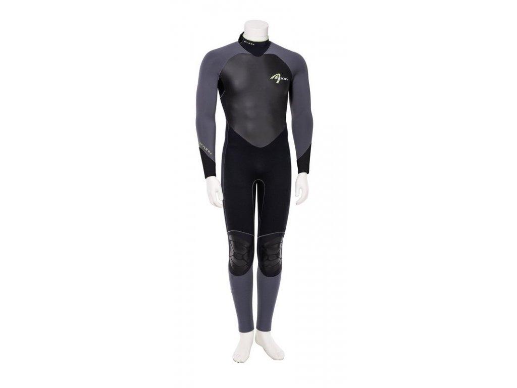 style pure neopren ascan dlouhy pansky do tepla windsurfing karlin