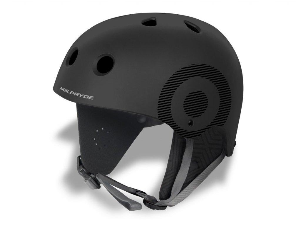 slide černa neilpryde helma na windsurfing karlin