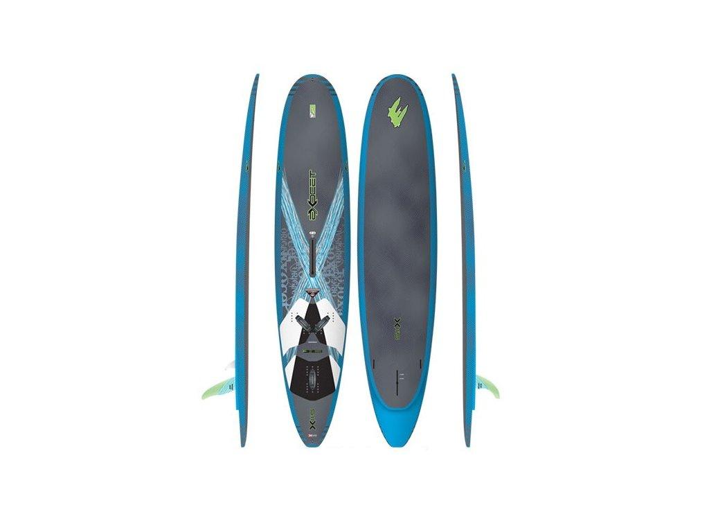 planche exocet x longboard 11 5 pro model